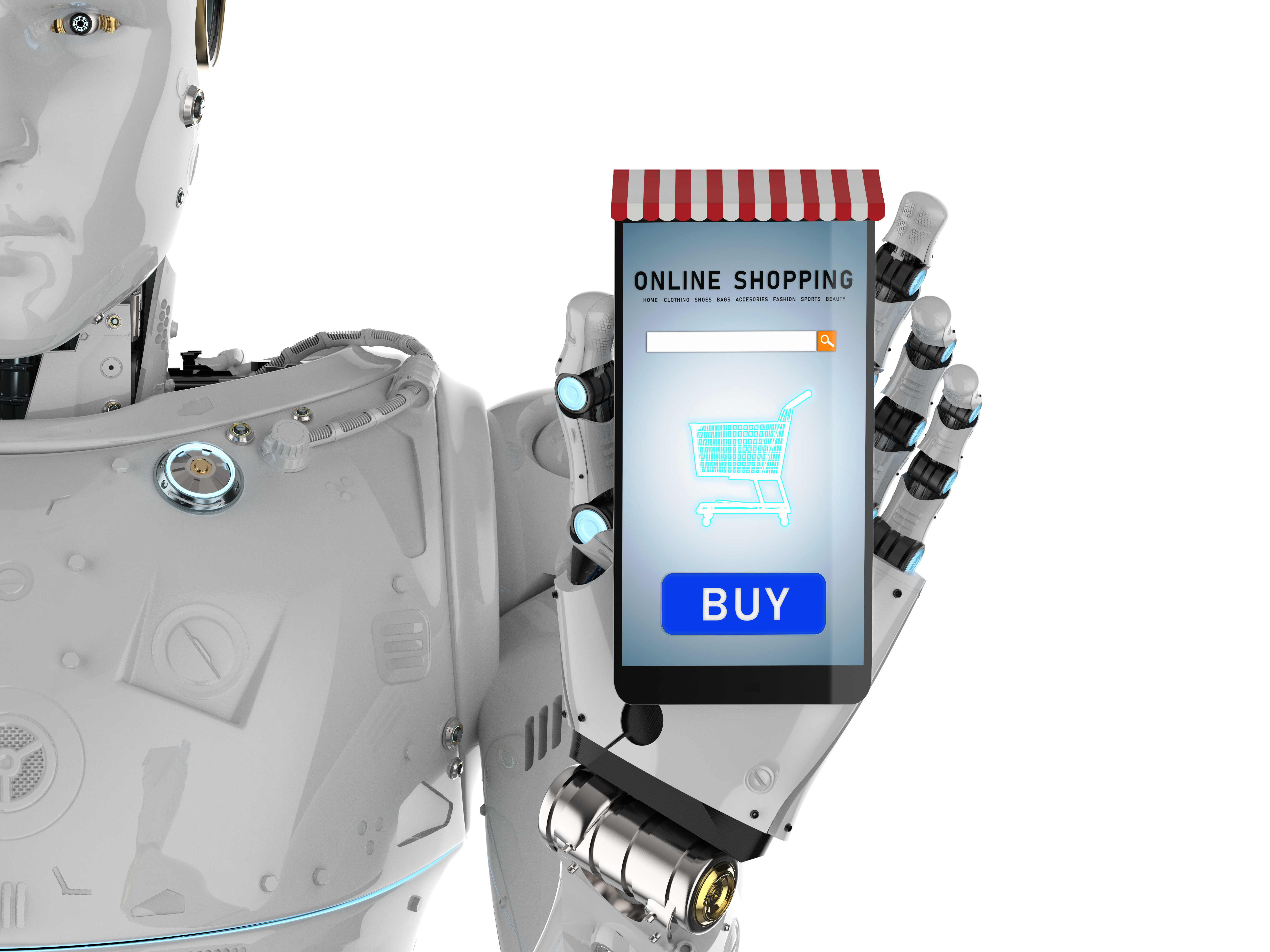 AI and eCommerce are inproving conversions
