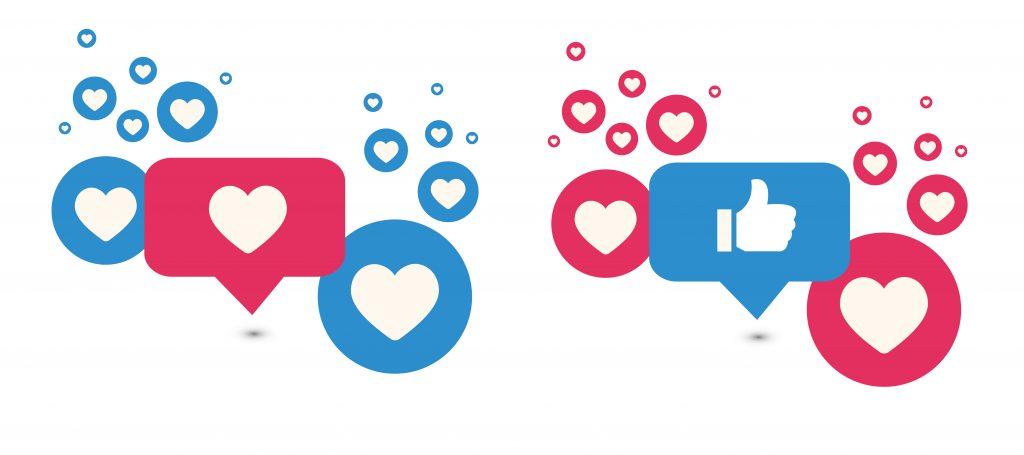 Social media stimulation