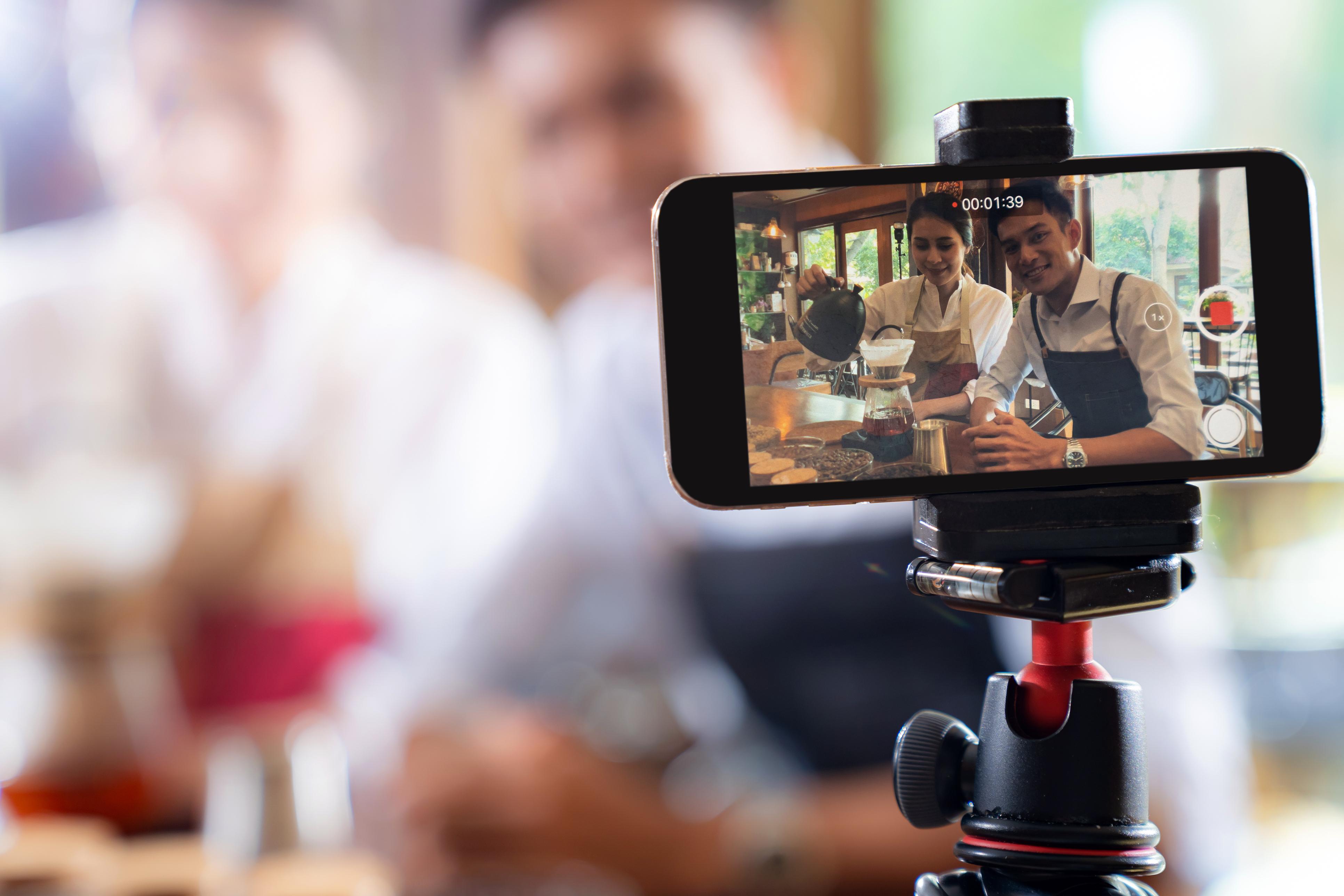 Producing OTT video Ads